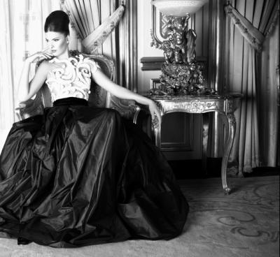 Yulia Yanina & Her Russian Luxury Renowned FashionHouse