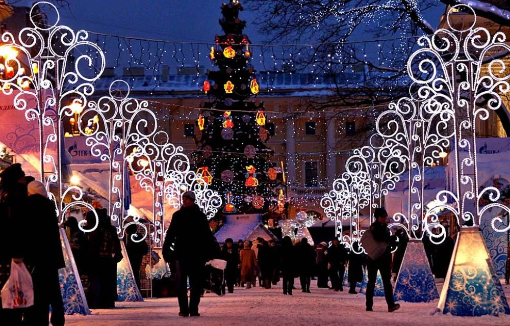 01 xmas in st petersburg - How To Say Merry Christmas In Russian