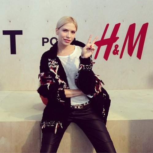 Elena-Perminova-debuted-her-Isabel-Marant-HampM-pieces-we-all-felt-pang-jealousySource-Instagram-user-glamourrussia