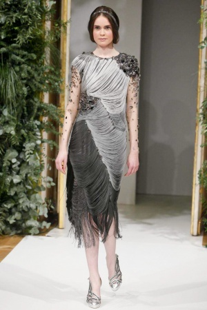 Yanina , Paris, Haute Couture, Spring Summer, 2012