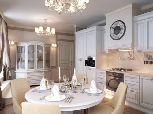white-tradiotnal-kitchen-diner-665x500
