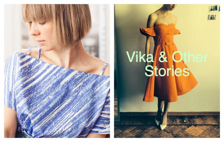 "More About It: Vika Gazinskaya For ""& OtherStories"""