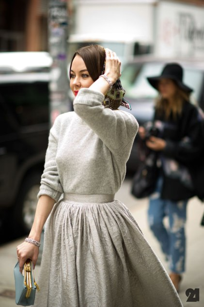 Le-21eme-Arrondissement-Ulyana-Sergeenko-Outside-Rodarte-Mercedes-Benz-New-York-Fashion-Week-New-York-City-Street-Style-Fashion-Blog