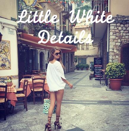Victoria Bonya's Little WhiteDetails