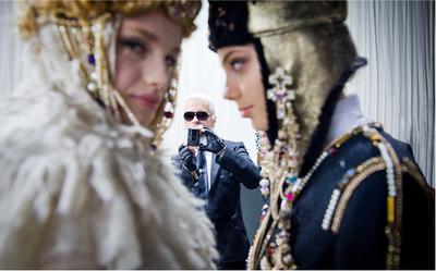 Chanel Russia