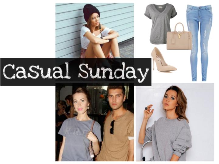 Casual Sunday: Dressing Down Like UlyanaSergeenko