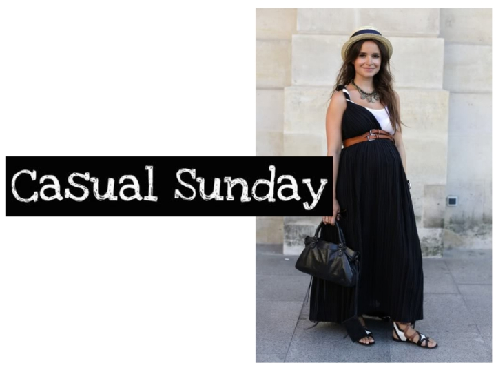 Casual Sunday: Miroslava Duma & TheMaxi