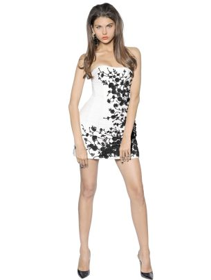 dsquared-embroidered-cotton-lurex-dress-3