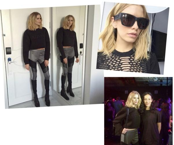 elena alexander wang H&M