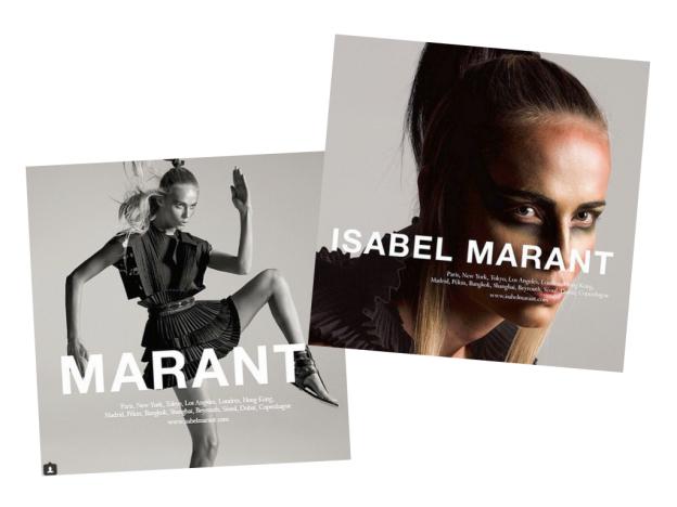 Natasha Poly, Isabel Marant S/S2015