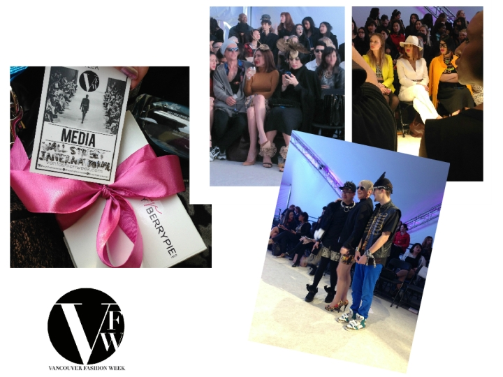 Part 2: Vancouver Fashion Week Guests &Gifts