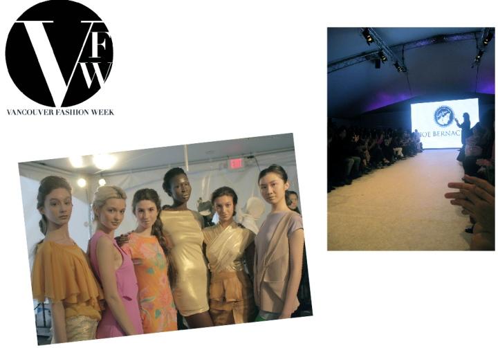 Part 3: Vancouver Fashion WeekBackstage