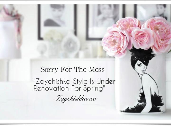 Spring Cleaning On ZaychishkaStyle
