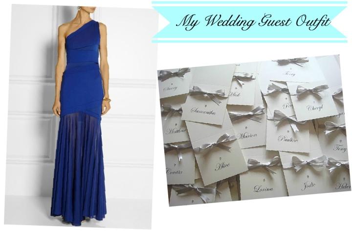 An Evening Gown For A SummerWedding