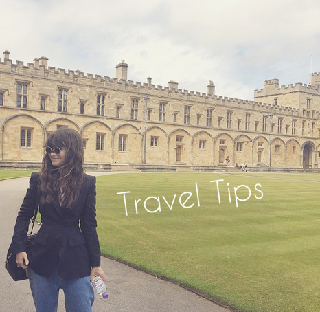 Miroslava Duma's Style & TravelTips