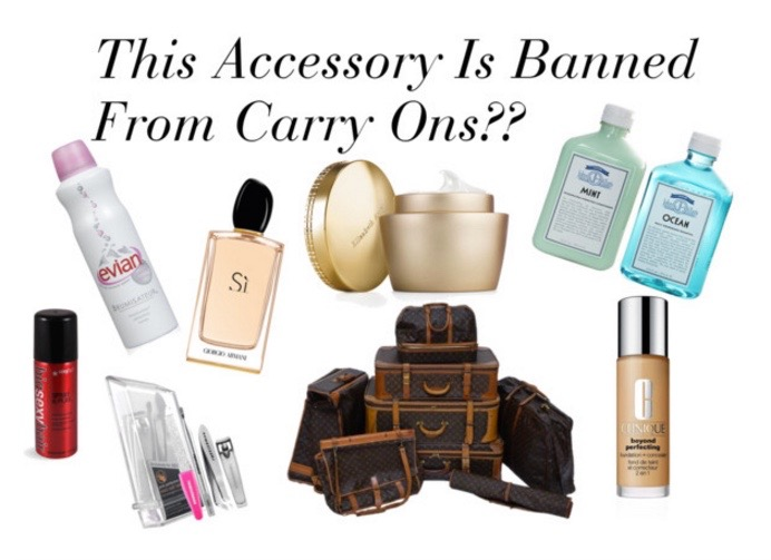 Attention Fashionistas! Clutches Are Now A Flight Risk?!