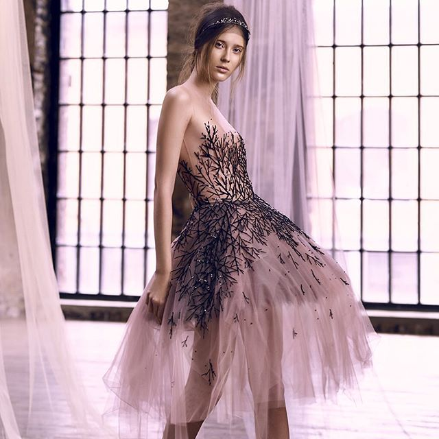 Yulia Yanina's SS 2016 Ballet InspiredCollection