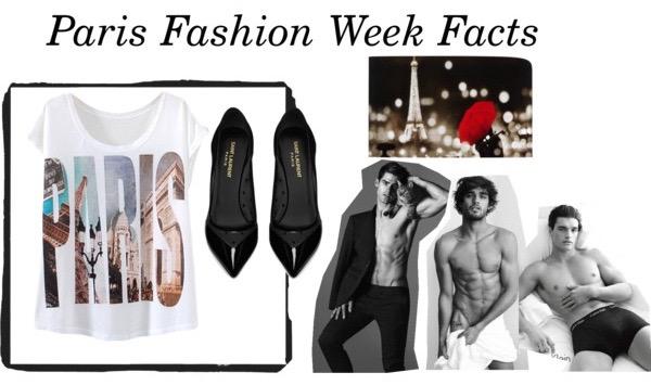 Celebrating Paris Fashion Week With 10Facts