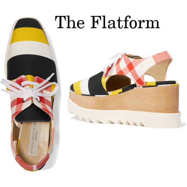 Trending Tuesday: The Flatform *90's StyleReturns*