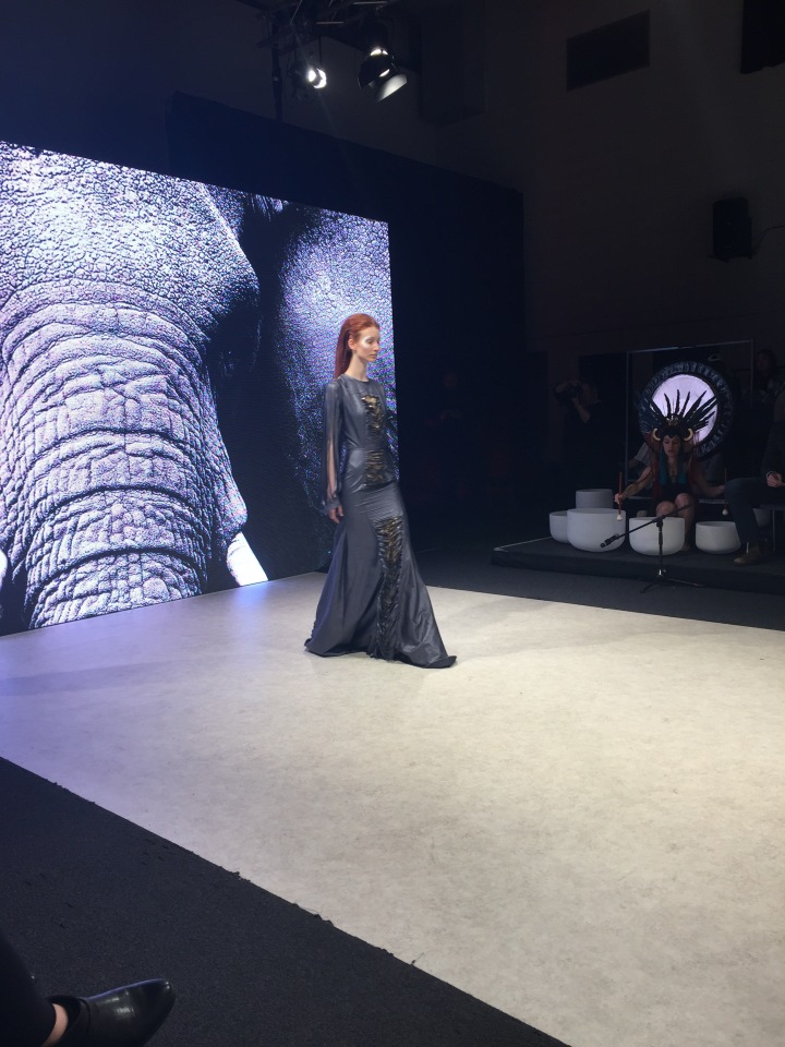 "Elephantasia ""Fighting With Fashion"" At VFW 2016"