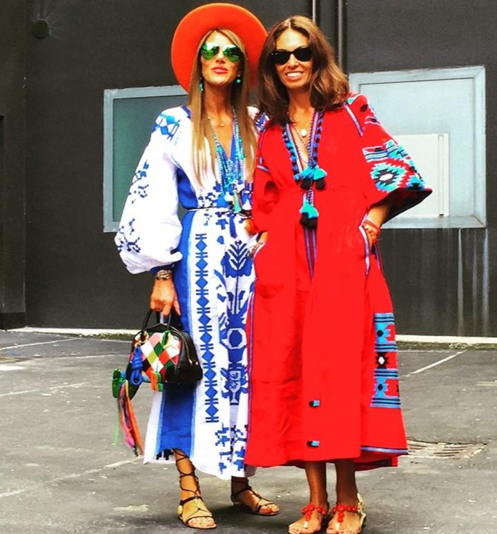 Trending Tuesday: Ukrainian Folk Lore*Embroidery*
