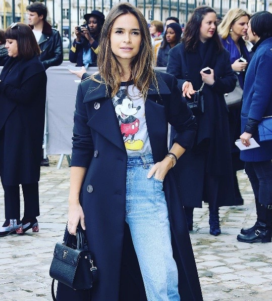 7 Looks Of Miroslava Duma's Cool Comeback