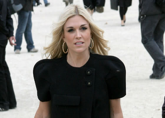 Throwback Socialite Style: Tinsley Mortimer