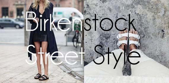Birkenstock street style 1