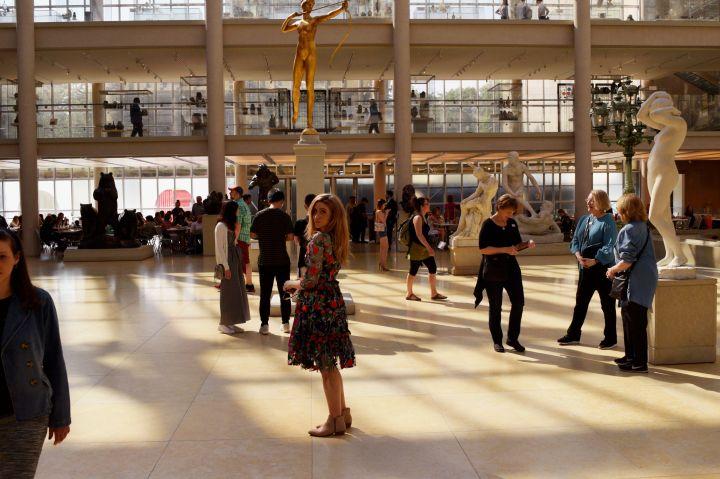 OOTD Throwback: NYC, The Met & a FloralDress