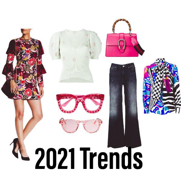 Critiquing 2021s Fashion Trends: Middle Parts, 70's/90's Mishmash, andBridgerton